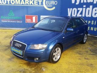 Audi A3 1.6i Spotrback č.1