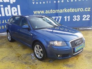 Audi A3 1.6i Spotrback č.3