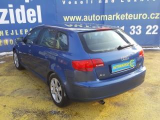 Audi A3 1.6i Spotrback č.4