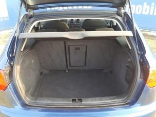 Audi A3 1.6i Spotrback č.16
