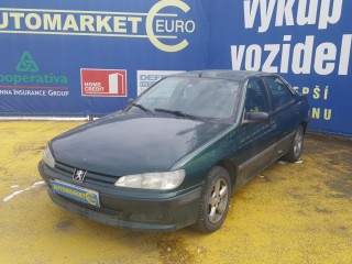 Peugeot 406 1.9D 55KW Eko Uhrazeno č.1