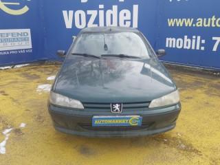 Peugeot 406 1.9D 55KW Eko Uhrazeno č.2