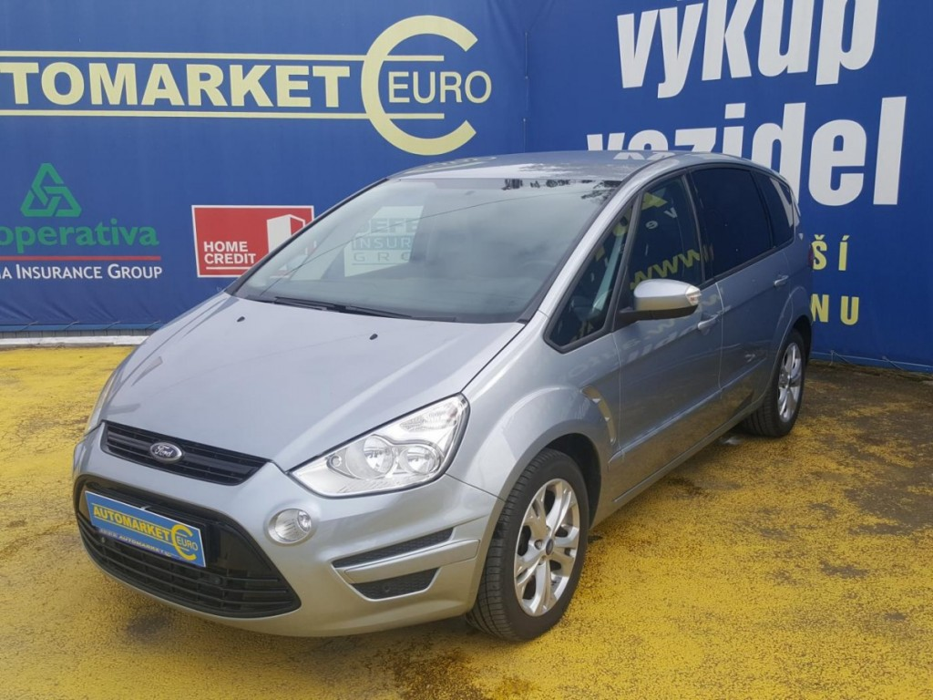 Ford S-MAX 1.6 85KW