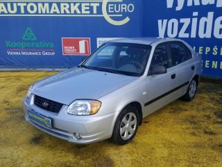 Hyundai Accent 1.3i Nové v ČR č.1