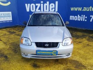 Hyundai Accent 1.3i Nové v ČR č.2