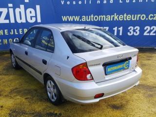 Hyundai Accent 1.3i Nové v ČR č.4