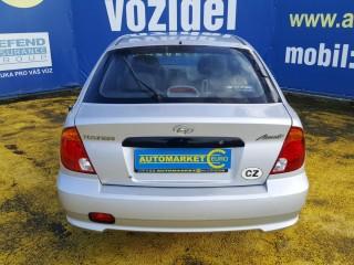Hyundai Accent 1.3i Nové v ČR č.5