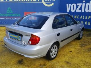 Hyundai Accent 1.3i Nové v ČR č.6