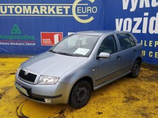 Škoda Fabia 1.4 16V 55KW č.1