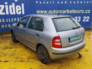 Škoda Fabia 1.4 16V 55KW č.4