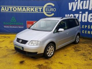 Volkswagen Touran 2.0 Tdi 7 Míst č.1