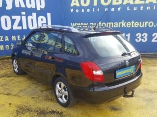 Škoda Fabia 1.2i 51KW Elegance č.6