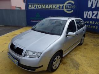 Škoda Fabia 1.4 16V 98000Km č.1