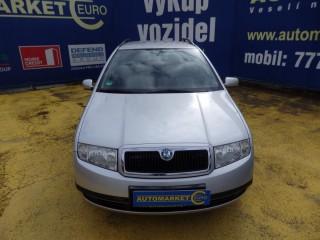Škoda Fabia 1.4 16V 98000Km č.2