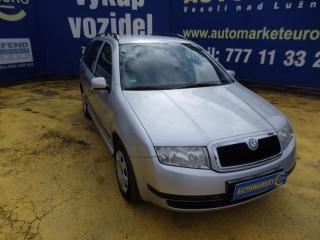 Škoda Fabia 1.4 16V 98000Km č.3