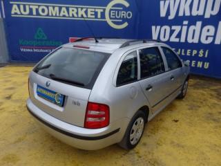 Škoda Fabia 1.4 16V 98000Km č.5