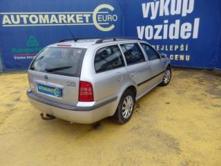 Škoda Octavia 1.9 TDi 81KW č.4