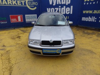 Škoda Octavia 1.6 Mpi č.3