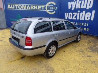 Škoda Octavia 1.6 Mpi č.4