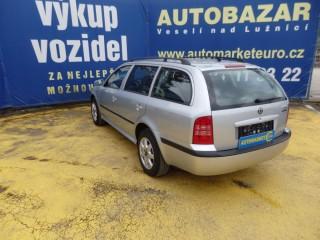 Škoda Octavia 1.6 Mpi č.6