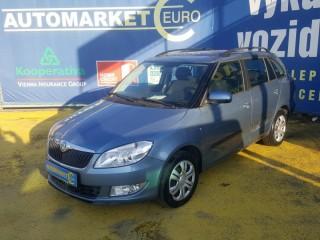 Škoda Fabia 1.6 TDi Garance KM!! č.1