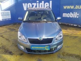 Škoda Fabia 1.6 TDi Garance KM!! č.2