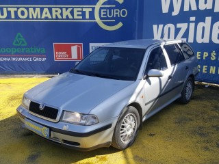 Škoda Octavia 1.8 T 110KW LPG č.1