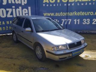 Škoda Octavia 1.8 T 110KW LPG č.3