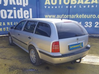 Škoda Octavia 1.8 T 110KW LPG č.4