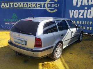 Škoda Octavia 1.8 T 110KW LPG č.6