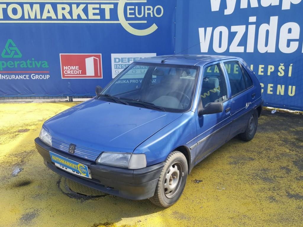 Peugeot 106 1.1i