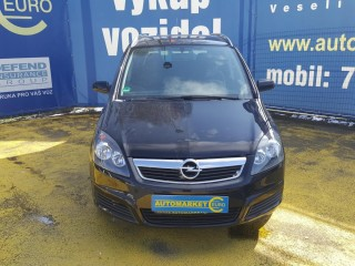 Opel Zafira 1.8i 103KW č.2