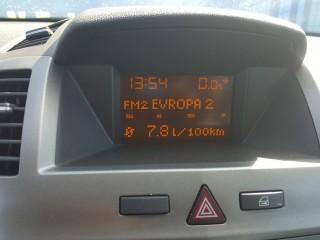 Opel Zafira 1.8i 103KW č.12
