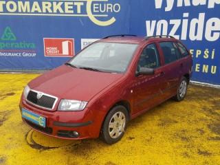 Škoda Fabia 1.2 47kw 88000km č.1