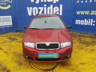 Škoda Fabia 1.2 47kw 88000km č.2