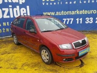 Škoda Fabia 1.2 47kw 88000km č.3