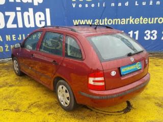 Škoda Fabia 1.2 47kw 88000km č.4