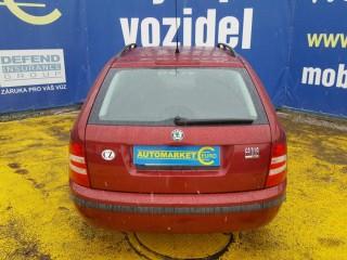 Škoda Fabia 1.2 47kw 88000km č.5