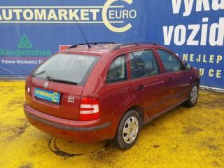 Škoda Fabia 1.2 47kw 88000km č.6