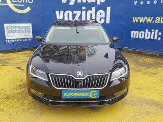 Škoda Superb 2.0 TDi 140KW 4X4, 1.Majitel č.2