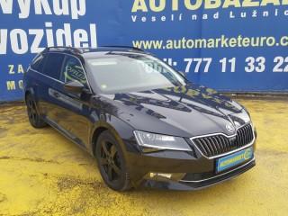 Škoda Superb 2.0 TDi 140KW 4X4, 1.Majitel č.3