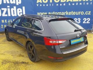 Škoda Superb 2.0 TDi 140KW 4X4, 1.Majitel č.4