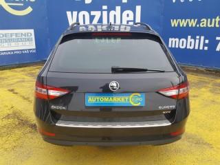 Škoda Superb 2.0 TDi 140KW 4X4, 1.Majitel č.5