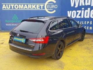 Škoda Superb 2.0 TDi 140KW 4X4, 1.Majitel č.6