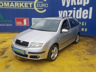 Škoda Fabia 1.4 59Kw č.1
