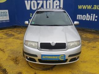 Škoda Fabia 1.4 59Kw č.2