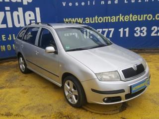 Škoda Fabia 1.4 59Kw č.3