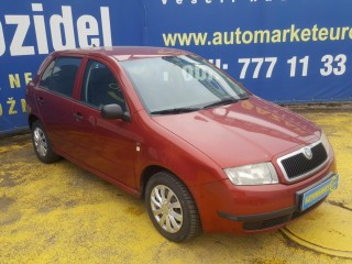Škoda Fabia 1.4 MPi č.3