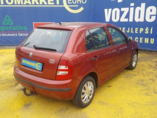 Škoda Fabia 1.4 MPi č.4