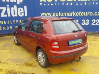 Škoda Fabia 1.4 MPi č.6
